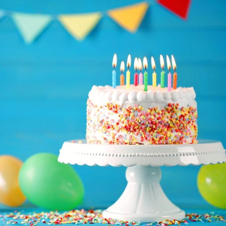 Wishing maranatha human service staff happy birthday